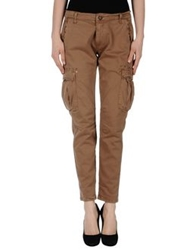 Vicolo Casual Pants Khaki