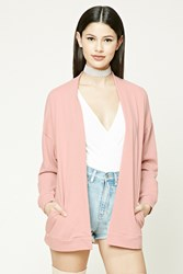 Forever 21 French Terry Cardigan