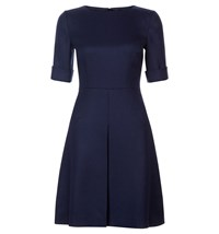 Hobbs Allison Dress Navy