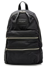 Marc Jacobs Fabric Backpack Black