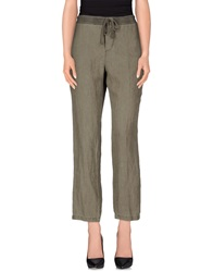 James Perse Standard Casual Pants Military Green