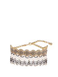 Shourouk Mambo Choker Black White