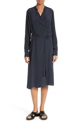 Joseph Women's New Duke Silk Shirtdress