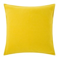 Zoeppritz Since 1828 Soft Fleece Cushion 50X50cm Curry