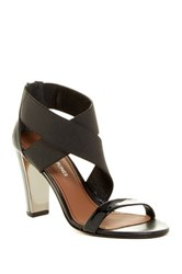 Donald J Pliner Alli Heel Sandal Narrow Width Available Black