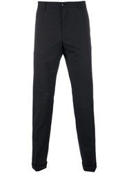 Dolce And Gabbana Tailored Trousers Black