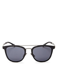 Hugo Boss Square Aviator Sunglasses 52Mm Oxford