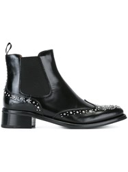 Church's 'Estella' Studded Chelsea Boots Black