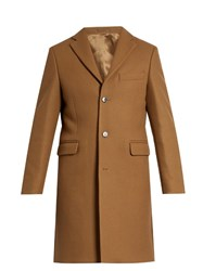 Acne Studios Garret Wool Coat Beige