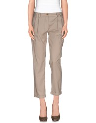 Please Trousers Casual Trousers Women Beige