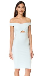 Bec And Bridge Salt Lake Crossover Dress Ice