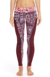 Women's Maaji 'Aggie' Print Leggings Multicolor