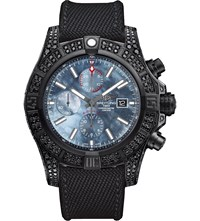 Breitling Avenger Bandit Titanium And Diamond Watch