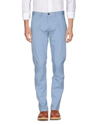 Selected Homme Casual Pants Sky Blue
