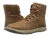 Caterpillar Stiction Hi Waterproof Ice Brown Sugar Men's Work Lace Up Boots