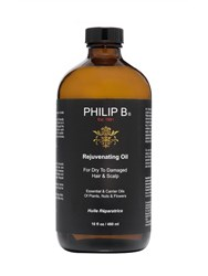 Philip B 480Ml Rejuvenating Oil Transparent