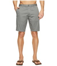 Reef Moving On 3 Shorts Charcoal Men's Shorts Gray