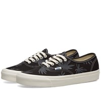 Vans Vault Og Authentic Lx Black