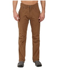 Mountain Khakis Camber 106 Pants Classic Fit Tobacco Men's Casual Pants Brown