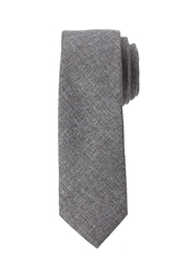 Forever 21 Heathered Woven Skinny Tie