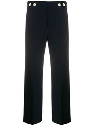 Veronica Beard Aubrie Cropped Trousers 60