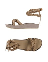 Sartore Footwear Sandals Women Beige