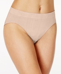 Bali One Smooth U All Over Smoothing High Cut Brief 2362 Nude