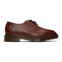 Undercover Red Dr. Martens Edition 1461 Derbys