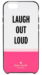 Kate Spade Laugh Out Loud Iphone 6 6S Case Pink Multi