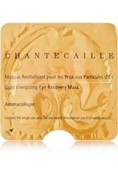 Chantecaille Gold Energizing Eye Recovery Mask Colorless
