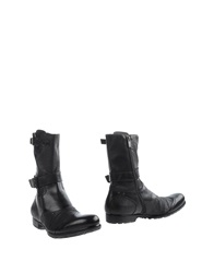 Barracuda Boots Black
