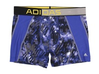 Adidas Climacool Mesh Graphic Trunk Energy Camo Bold Blue Tech Grey Men's Underwear