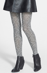 Lemon 'Twisted' Chunky Knit Tights Oxford