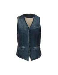 Messagerie Vests Blue