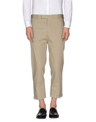 Brian Dales Trousers 3 4 Length Trousers Men Grey