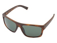 Von Zipper Speedtuck Tort Sport Sunglasses Brown