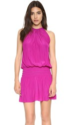 Ramy Brook Paris Sleeveless Dress Mystic Purple