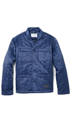 Patrik Ervell Quilted Shirt Jacket