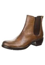 Fly London Make Ankle Boots Camel