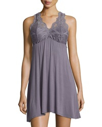 Fleurt Take Me Away Lace Racerback Chemise