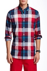 Victorinox Trent Tailored Fit Long Sleeve Shirt