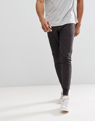 Brave Soul Washed Out Joggers Grey