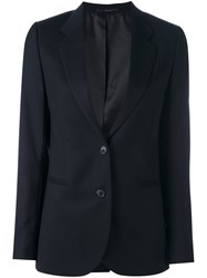 Paul Smith Single Breasted Blazer Blue