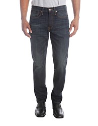 Lucky Brand 121 Heritage Slim Morro Bay Wash