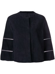Drome Bell Sleeve Jacket Black