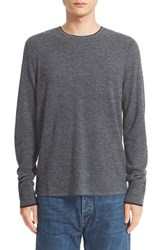 Rag And Bone Men's 'Giles' Lightweight Merino Wool Pullover