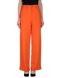Richard Nicoll Casual Pants Orange