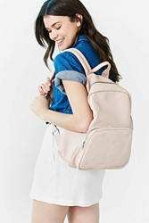 Bdg Classic Leather Backpack Pink