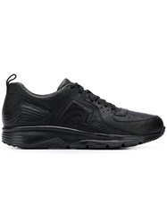 Camper Drift Lace Up Low Tops Black