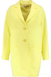 Emilio Pucci Cotton Coat Yellow
